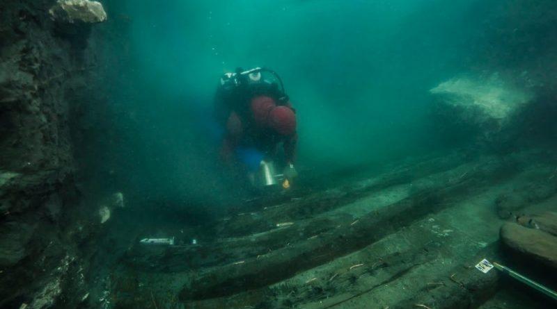 «Θησαυρός» στη Μεσόγειο: Βρέθηκε αρχαίο ναυάγιο και ελληνικοί τάφοι σε βυθισμένη πόλη