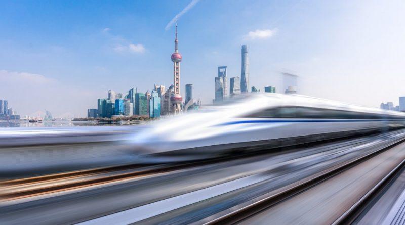 Κίνα: Αποκαλυπτήρια για το γρηγορότερο τρένο στον κόσμο- Θα τρέχει με 600 χλμ ανά ώρα